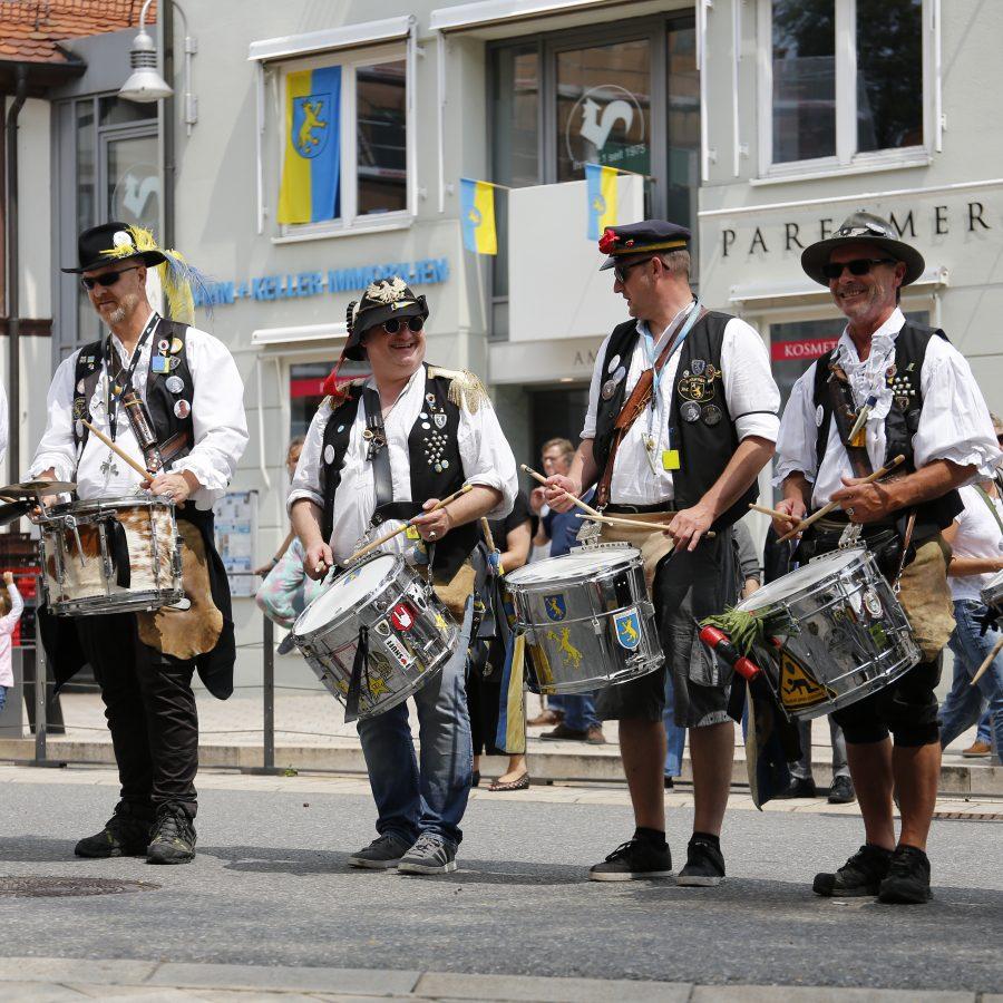 Schützenfest Biberach 2018 (2)